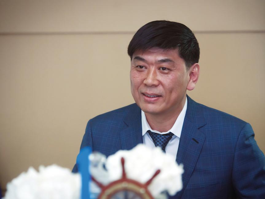 Олег Кымхакович Кан, председатель попечительского совета
