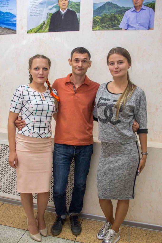 Вечер авторской песни «У Трёх братьев» в Южно –Сахалинске.