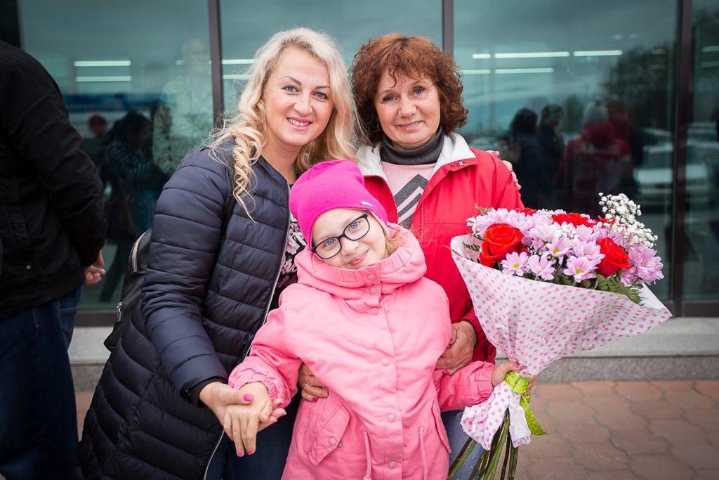 Воспитанники КСК «Золотой мустанг» вернулись из Москвы с победой.