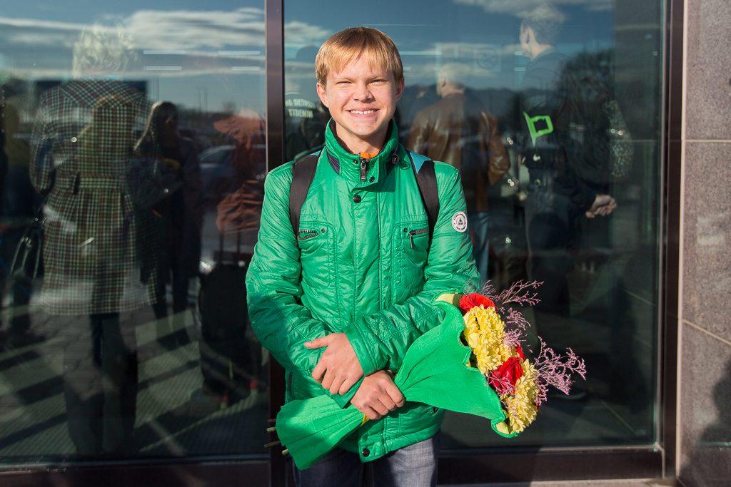 Дима Пислегин вернулся с гала-концерта «Мы можем» для детей с ограниченными возможностями.