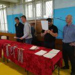 2 бронзы у Сахалинцев – первенство ДФО по греко-римской борьбе завершилось во Владивостоке.