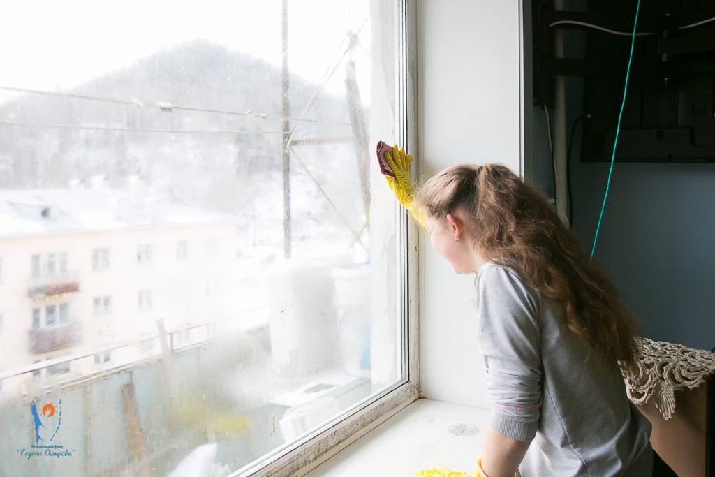 В Синегорске «Щедрый Вторник» пришел в гости к нуждающимся в помощи.
