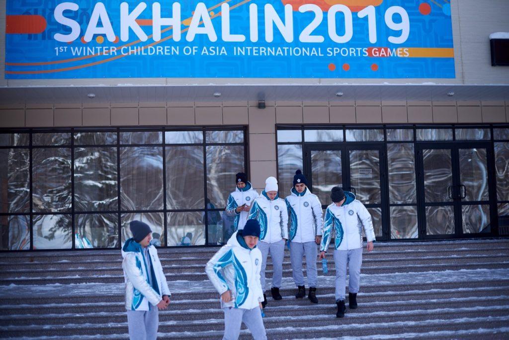 Порядка 300 участников игр «Дети Азии» принимает УТЦ «Восток».