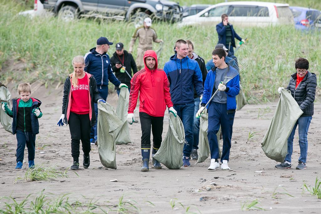 29 июня в Невельском районе пройдёт традиционная акция «Чистый берег»