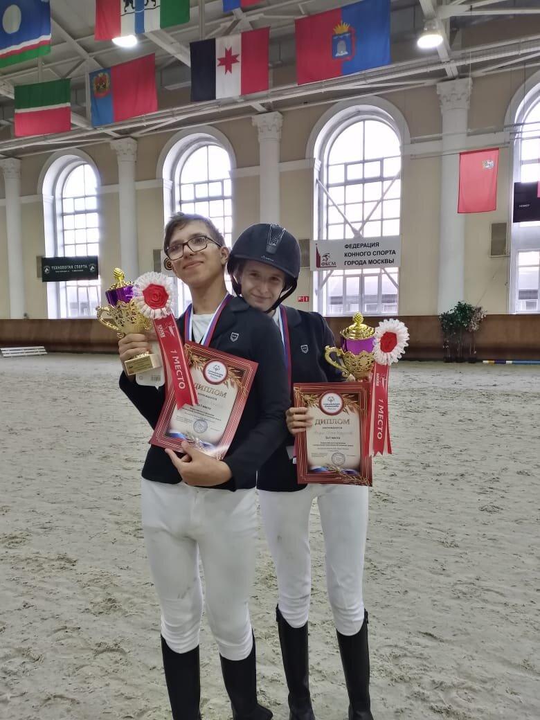 «Особенные» сахалинские наездники стали призерами Всероссийской Спартакиады Специальной Олимпиады по конному спорту!