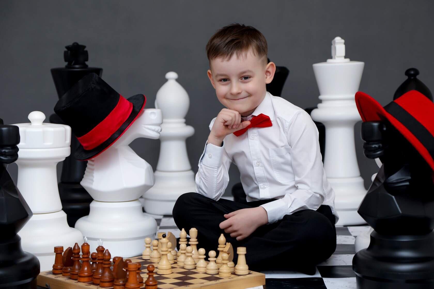 Шахматы – выбор малышей – холмчан