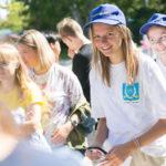 Более 40 школьников стали участниками городского волонтерского квеста.